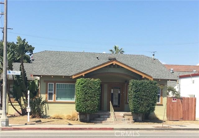 2703 E 7TH Long Beach, CA 90804 - MLS #: PW17201959