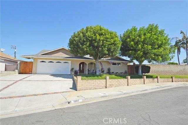 1607 W Benbow Street, San Dimas, CA 91773