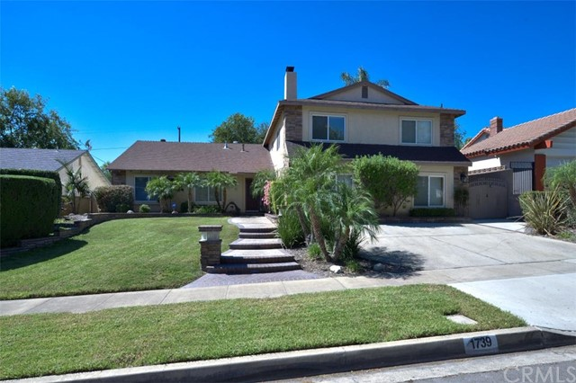 1739 Coolcrest Avenue, Upland CA 91784