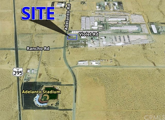 0 Adelanto Road Adelanto, CA 92301 - MLS #: OC17175399