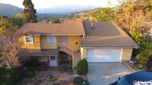 Residential Income for Sale at 1879 Verdugo Loma Drive 1879 Verdugo Loma Drive Glendale, California 91208 United States