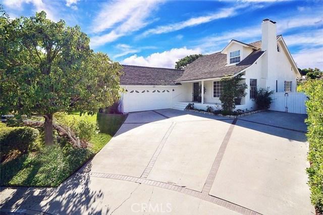 19 Vista Real Drive  Rolling Hills Estates CA 90274