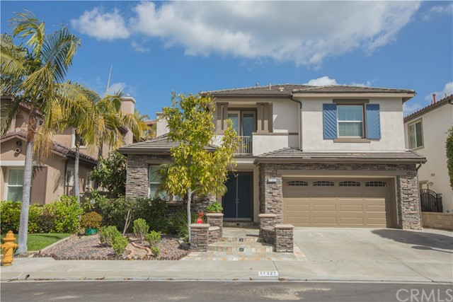 One of Two Story Yorba Linda Homes for Sale at 17327  Bramble Court