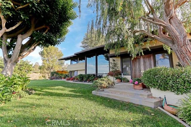Single Family Home for Rent at 27036 Sunnyridge Road Rolling Hills Estates, California 90274 United States