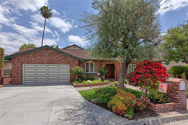 1038 Oakdale Avenue Arcadia, CA 91006 is listed for sale as MLS Listing CV16115572