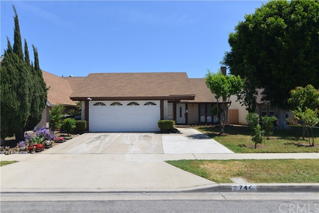 Single Family Home for Sale at 1744 Sheffield Street N Anaheim, California 92806 United States