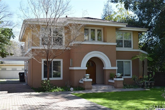 4816 Del Monte Road La Canada Flintridge, CA 91011 is listed for sale as MLS Listing 317002145