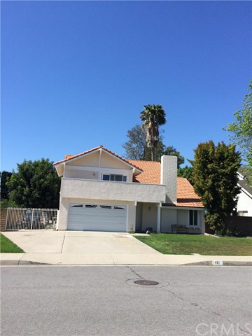 151 South Dommer Avenue Walnut CA  91789
