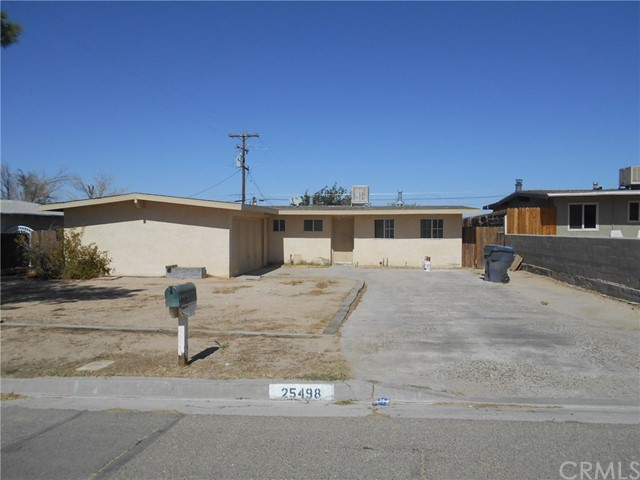 25498 Dayton Ave, Barstow, CA, 92311