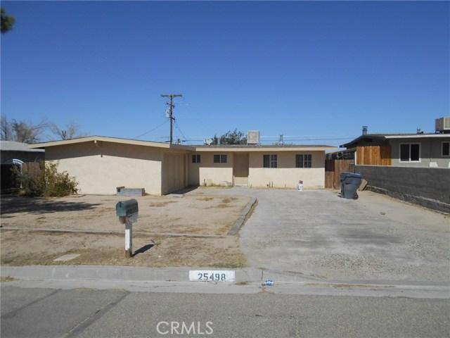 25498 Dayton Ave, Barstow, CA, 92311