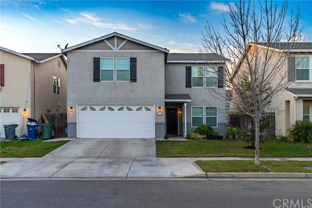 Detail Gallery Image 1 of 26 For 317 Citadel Ave, Merced,  CA 95341 - 4 Beds | 2/1 Baths