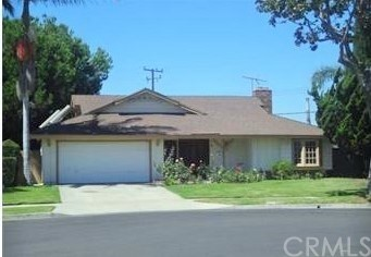 Single Family Home for Sale at 17773 Santa Gertrudes Circle Fountain Valley, California 92708 United States
