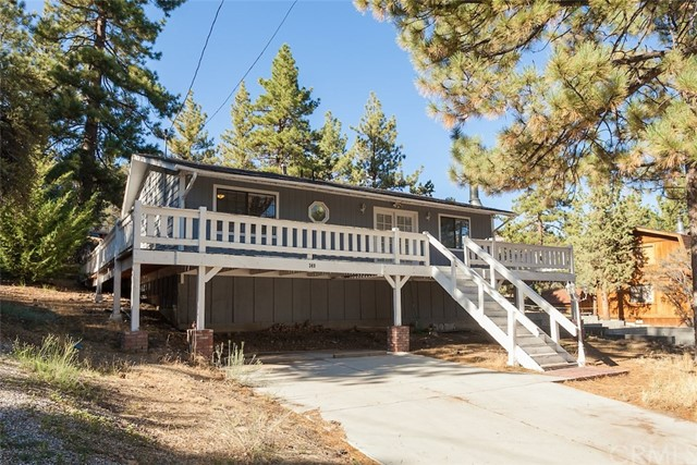 349 Curly Drive, Big Bear, CA, 92314