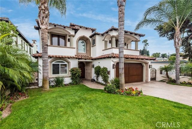 1616 Gates Avenue  Manhattan Beach CA 90266