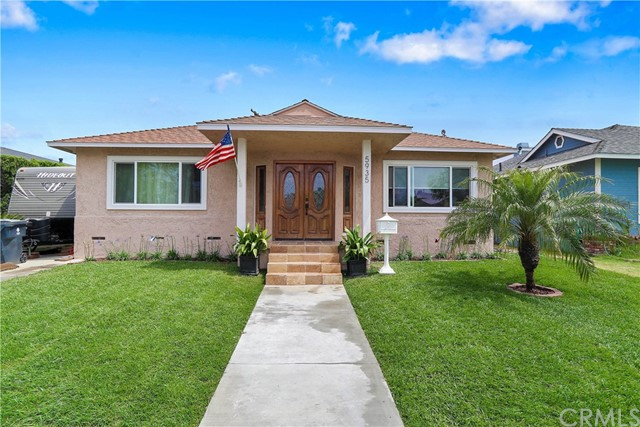 Single Family Home for Sale at 5935 Deerford Street Lakewood, California 90713 United States