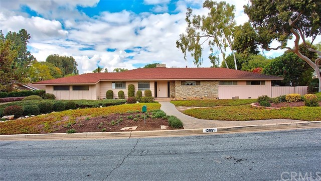 Single Family Home for Sale at 12051 Skyway Drive North Tustin, California 92705 United States