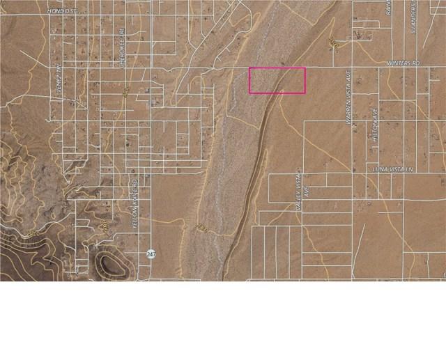 57255 Winters Road Landers, CA 92285 - MLS #: JT18247466