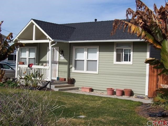 Single Family Home for Sale at 633 Air Park Drive Oceano, California 93445 United States
