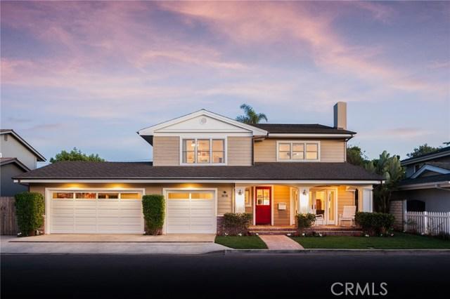 606 Michael Place, Newport Beach, CA 92663