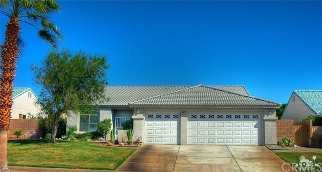 Single Family Home for Sale at 68632 La Madera Road 68632 La Madera Road Cathedral City, California 92234 United States