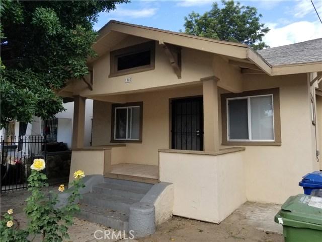 3307 Compton Avenue Los Angeles, CA 90011 - MLS #: PW17190716