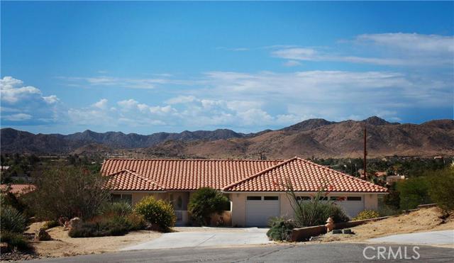 8171 Joshua Court, Yucca Valley CA 92284