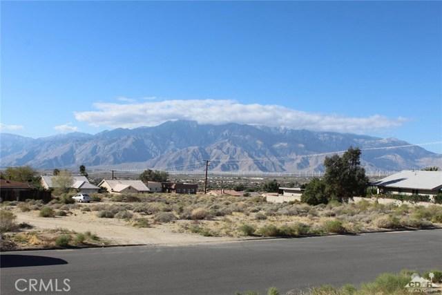 San Ardo Road Desert Hot Springs, CA 92240 - MLS #: 218005444DA