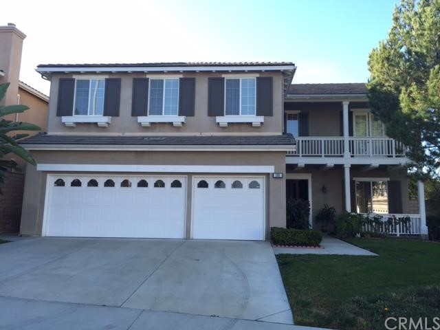 1261  Bellavista Drive, Walnut in Los Angeles County, CA 91789 Home for Sale