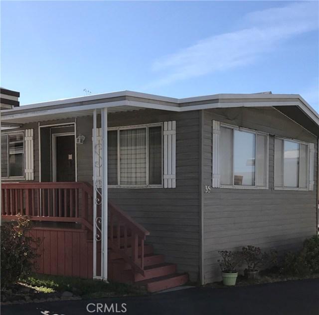 Property for sale at 9540 Avonne Avenue Unit: 35, San Simeon,  CA 93452