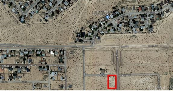 0 Bay Ave California City, CA 93505 - MLS #: CV18050341