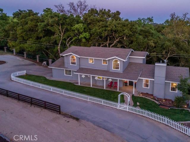 7501  Carmelita Avenue, Atascadero in San Luis Obispo County, CA 93422 Home for Sale