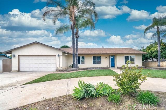 11952 Monte Vista Avenue, Chino, California