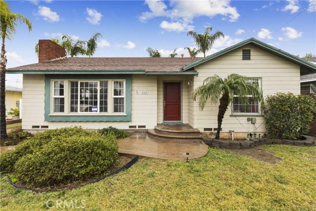 205 E Home St, Rialto, CA 92376 Photo