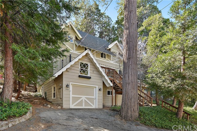 248 Corona Circle, Lake Arrowhead, CA 92352