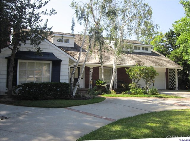 Single Family Home for Rent at 1260 Adair Street San Marino, California 91108 United States