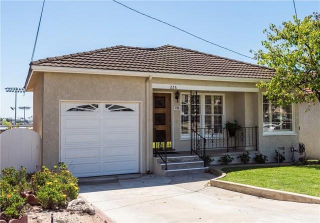 226 E Maple Avenue, El Segundo, CA 90245