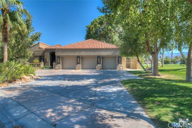 11001 Muirfield Drive Rancho Mirage, CA 92270 is listed for sale as MLS Listing 216014486DA