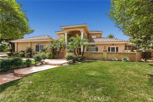 Single Family Home for Sale at 7361 Via Vista Drive Riverside, California 92506 United States