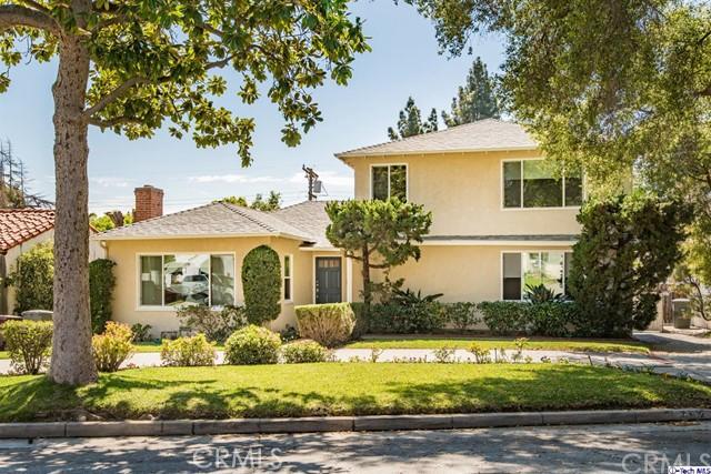 Single Family Home for Sale at 1632 Santa Maria Avenue Glendale, California 91208 United States
