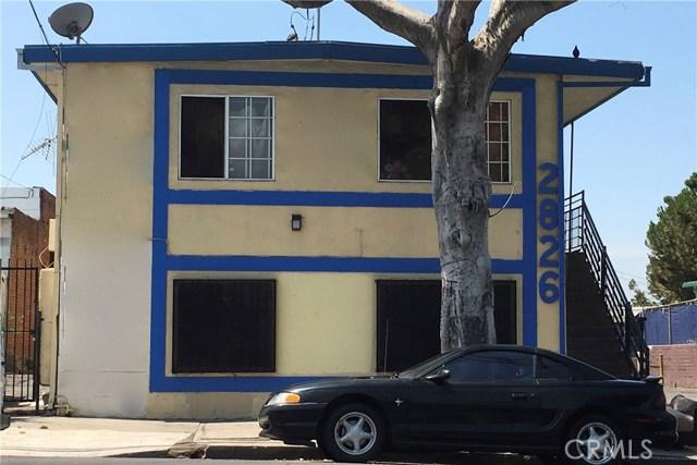 Single Family for Sale at 2826 Cesar E Chavez Avenue E Los Angeles, California 90033 United States