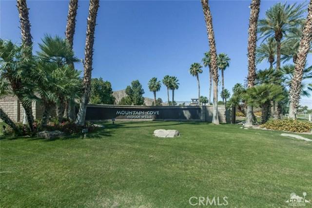 78130 Cortez Lane Unit 61 Indian Wells, CA 92210 - MLS #: 218001842DA