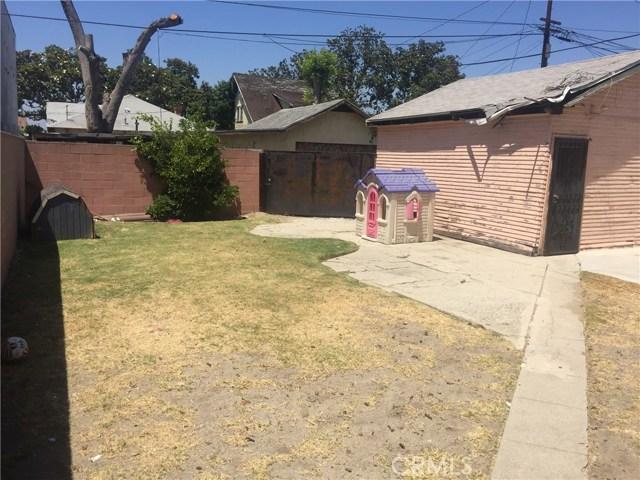 1121 W 46th Street Los Angeles, CA 90037 - MLS #: DW17183357