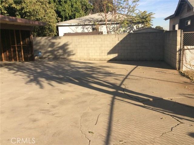 210 S Gage Avenue Los Angeles, CA 90063 - MLS #: MB17279977