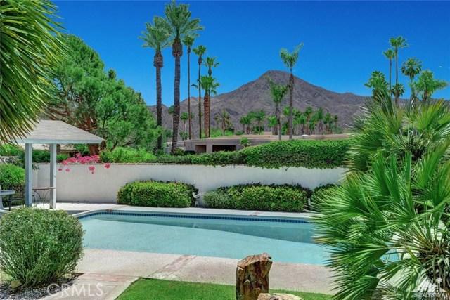 75622 Painted Desert Drive Indian Wells, CA 92210 - MLS #: 218014082DA