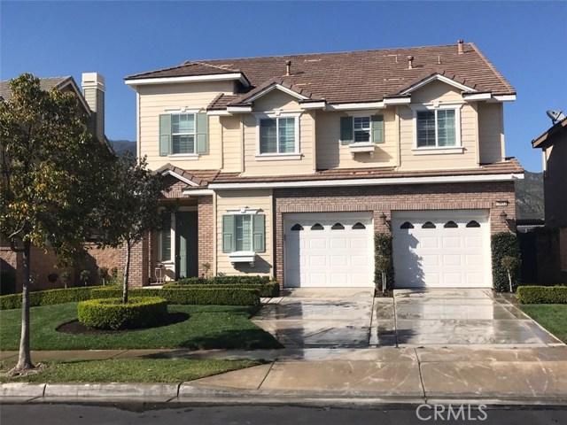 Single Family Home for Rent at 15652 Portenza Drive Fontana, California 92336 United States
