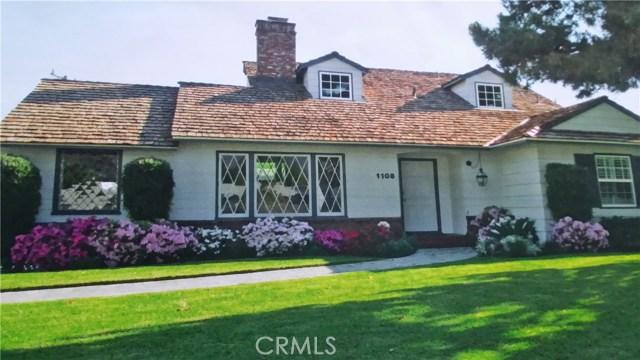 1108 Hugo Reid Drive, Arcadia, CA, 91007