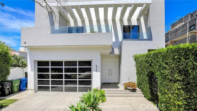 625 N Curson Ave, Los Angeles, California