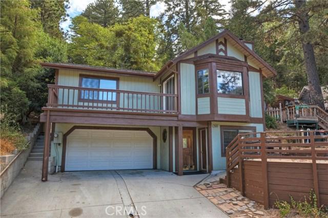 24645 San Moritz Drive Crestline, CA 92325 is listed for sale as MLS Listing EV16704937