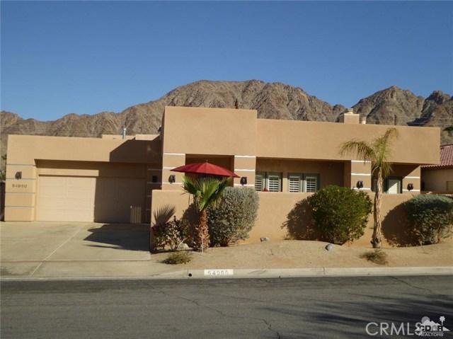 54960 Avenida Juarez La Quinta, CA 92253 - MLS #: 217029564DA