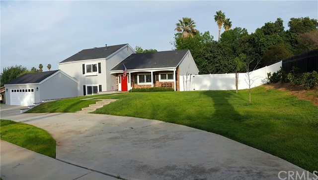 Single Family Home for Sale at 5580 Cornwall Avenue Riverside, California 92506 United States